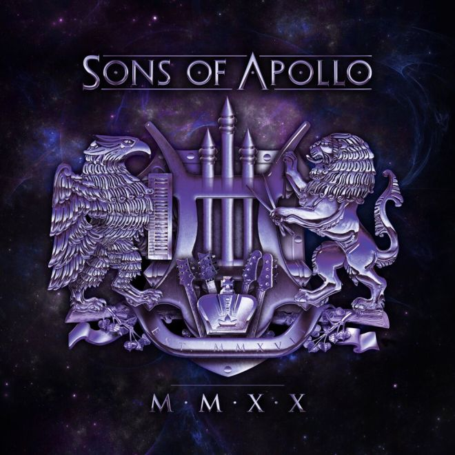 "Ny Skivrecension: Sons of Apollo – ""MMXX""."