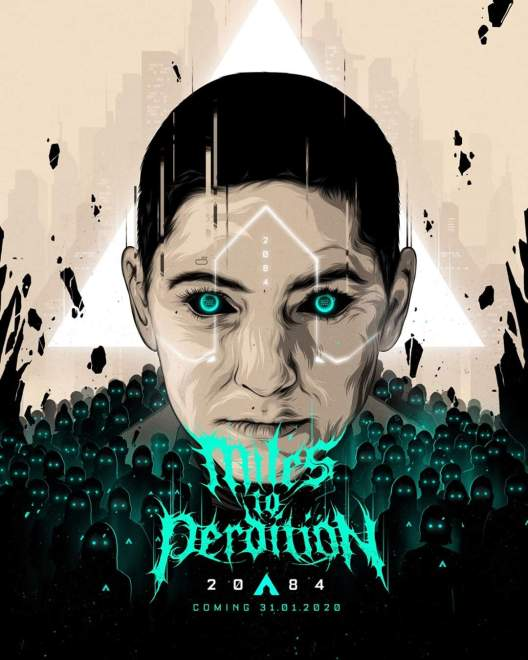 """Ny Video: Miles To Perdition – """"S.O.M.A""""."""