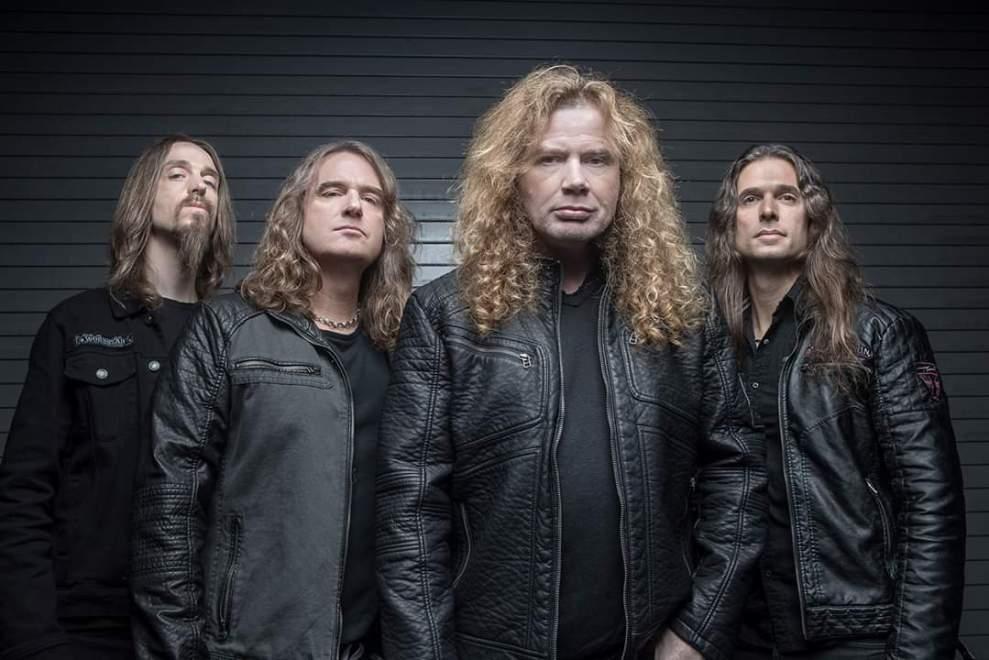 Megadeth är tillbaka!