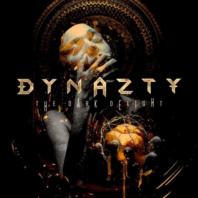 """Dynazty släpper nya albumet """"The Dark Delight"""" 3 april."""