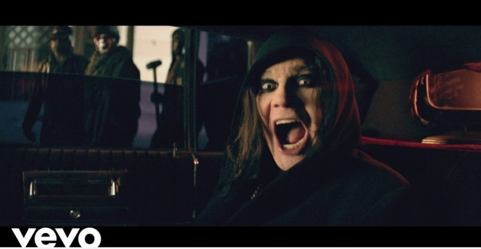 "Ny Video: Ozzy Osbourne – ""Straight To Hell""."