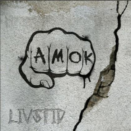 """AMOK – """"LIVSTID"""".Nytt album ute nu!"""