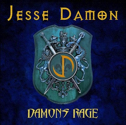 "Ny Skivrecension: Jesse Damon – ""Damons Rage""."
