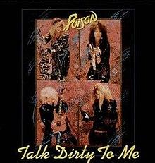 "Poison – ""Talk Dirty To Me"" 33 år!"