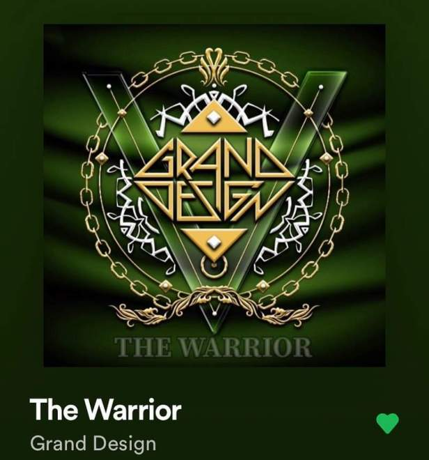 "Ny Singel: Grand Design – ""The Warrior""."