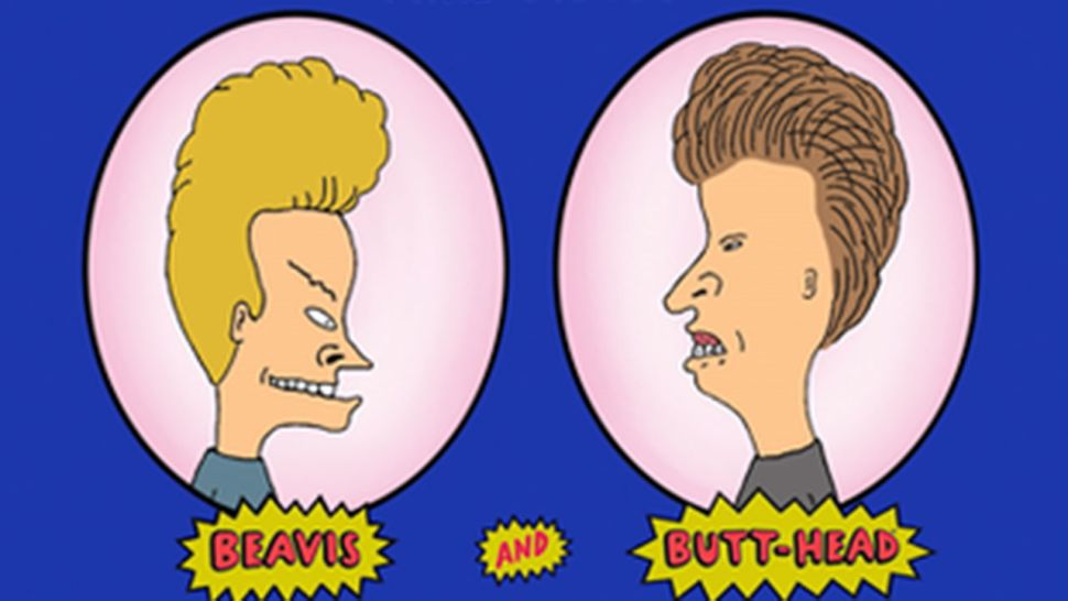 Beavis och Butthead – The Story.