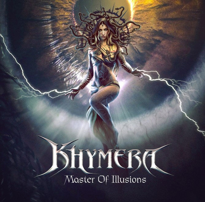 Recension – Khymera – Master Of Illusions