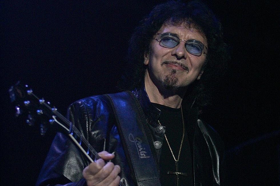 Tony Iommi 72 år.