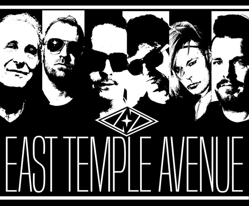 Breaking News! Third single set to be released from East Temple Avenue February 28th.