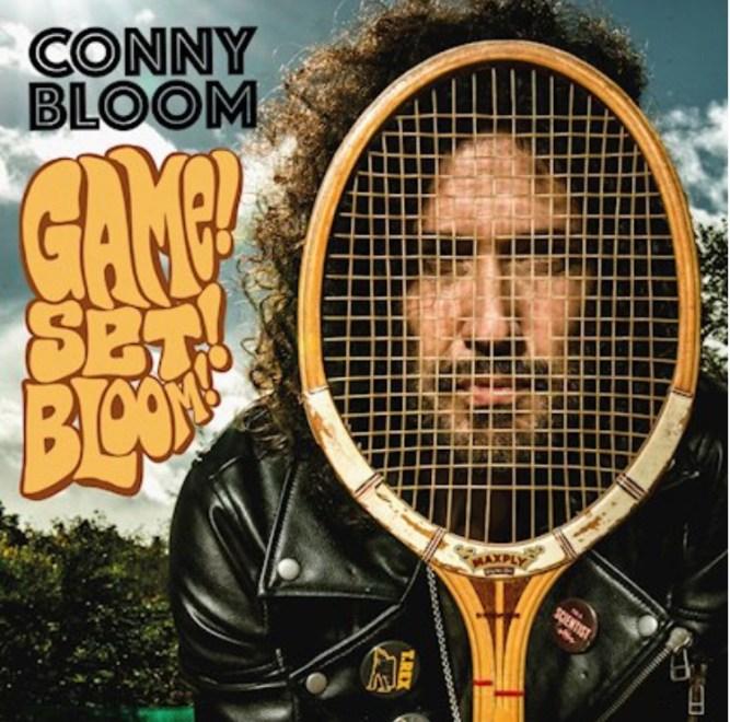 """Conny Bloom – """"Game! Set! Bloom!"""""""
