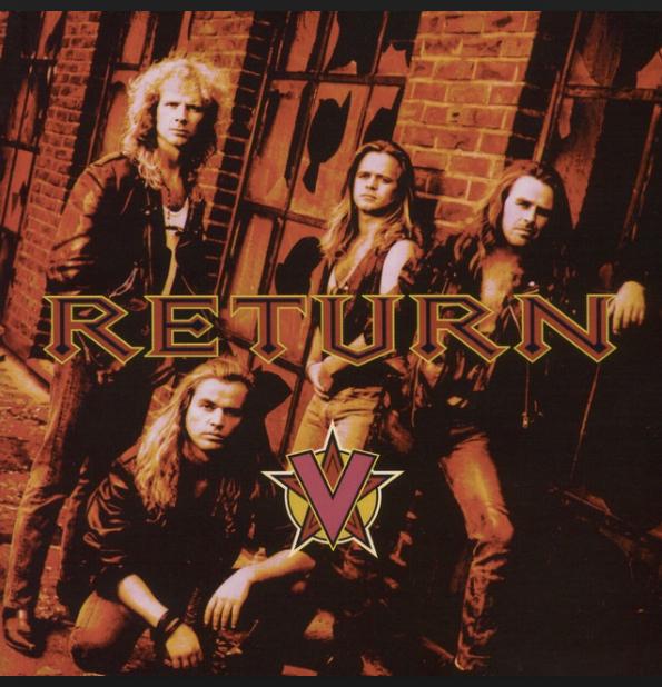 """Return – """"V"""" (re-release)"""