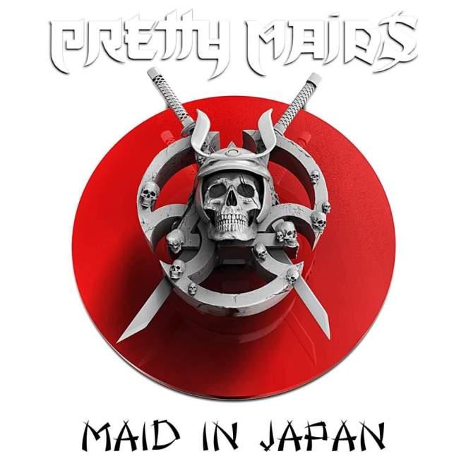 Pretty Maids släpper Live album och Bluray.