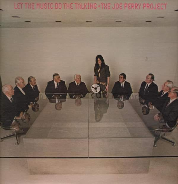 "The Joe Perry Project – Let The Music Do The Talking"" 40 år."