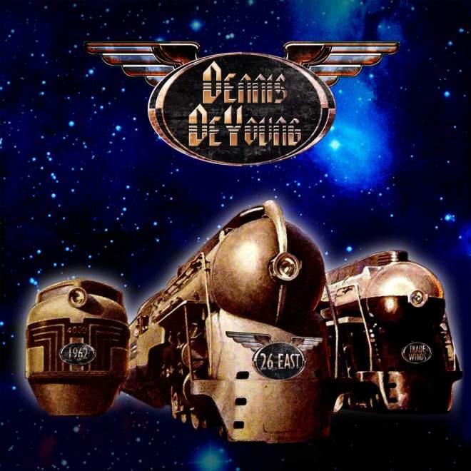 Ny singel och nytt album från Styx:s Dennis DeYoung