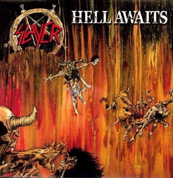 "Slayer – ""Hell Awaits"" 35 år."
