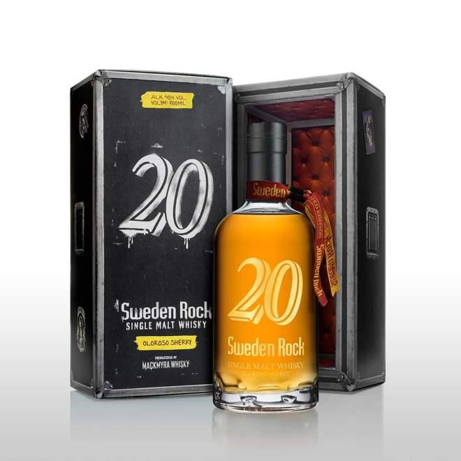 Sweden Rock Whisky finns nu i limterad utgåva att beställa.