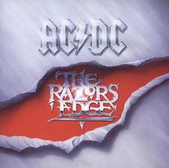 """AC/DC – """"The Razors Edge"""""""