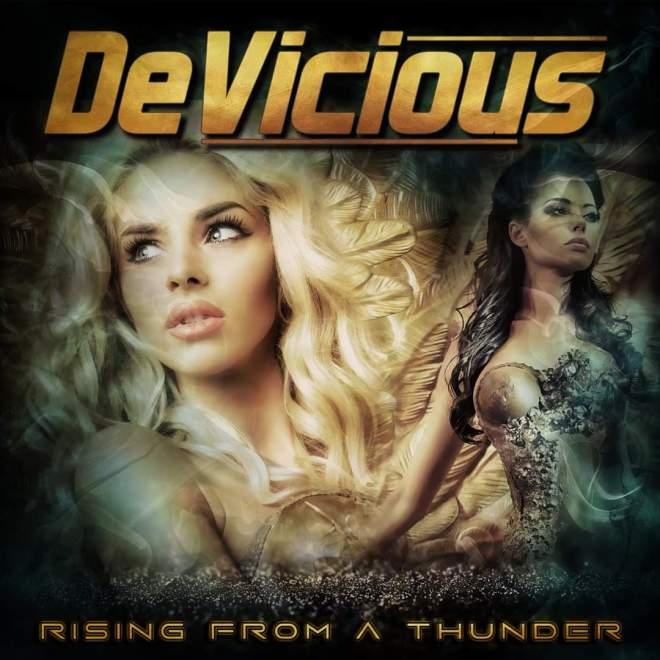 """Ny Video: Devicious – """"Rising From A Thunder""""."""