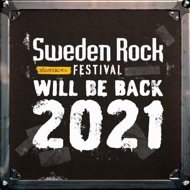 Breaking News! Nu är det officiellt att Sweden Rock Festival 2020 ställs in!