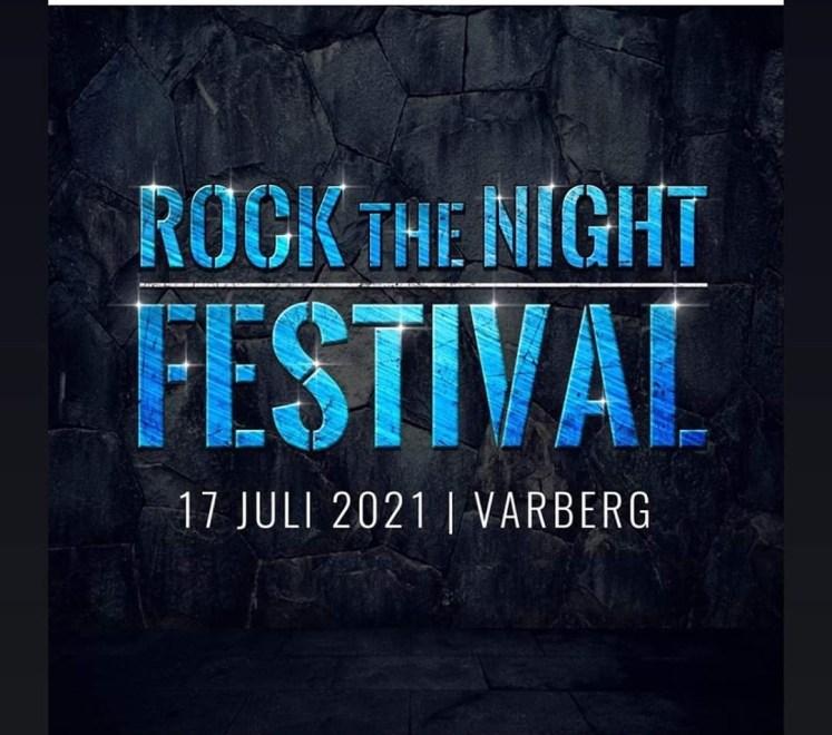 Rock The Night flyttar fram sin festival till 2021!