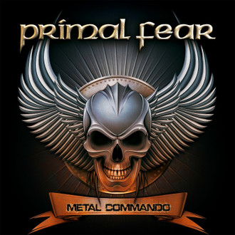 Skivrecension Primal Fear – Metal Commando