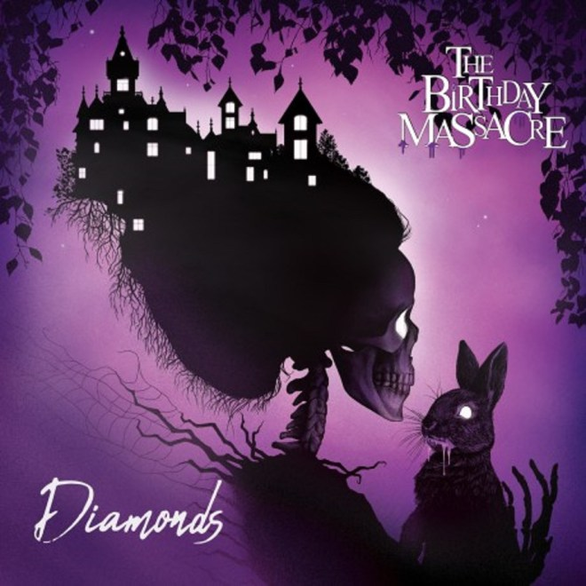 Skivrecension: The Birthday Massacre – Diamonds