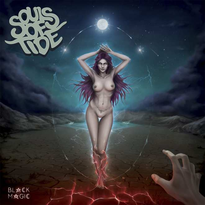 "Ny Skivrecension: Souls Of Tide – ""Black Magic""."