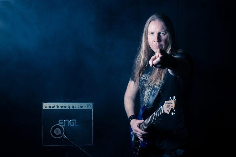 Intervju med  multiinstrumentalisten och låtskrivaren Magnus Karlsson