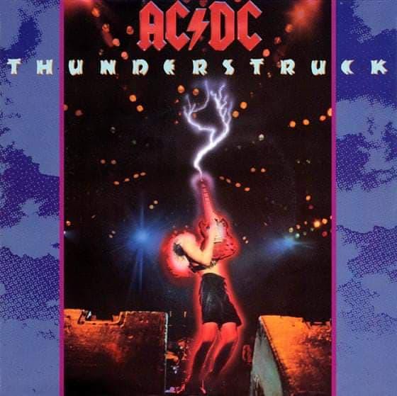Thunderstruck fyller 30 år.