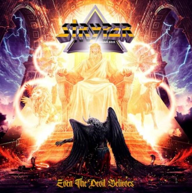 Stryper – Stor intervju med Michael Sweet!