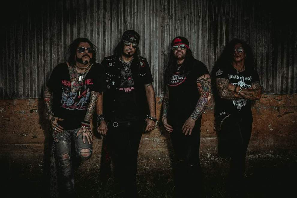 "Kickin Valentina release new album ""The Revenge Of Rock"" in January!"