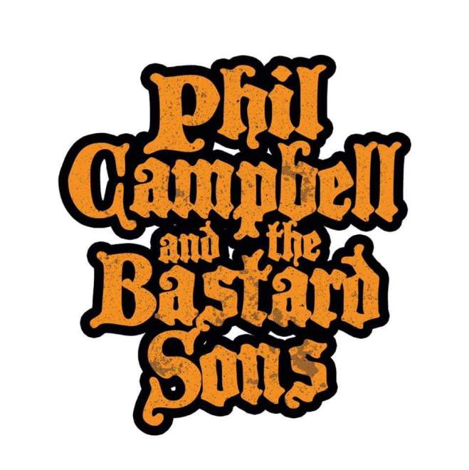 """Ny Video: Phil Campbell And The Bastards Sons – """"We're The Bastards""""."""