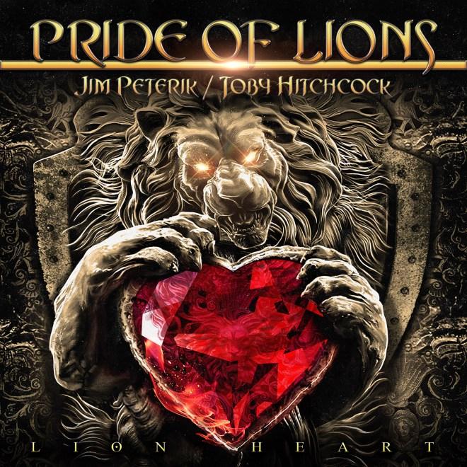 Skivrecension: Pride of Lions – Lion Heart