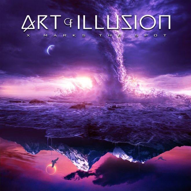 Ny skivrecension: Art of Illusion – X marks the spot