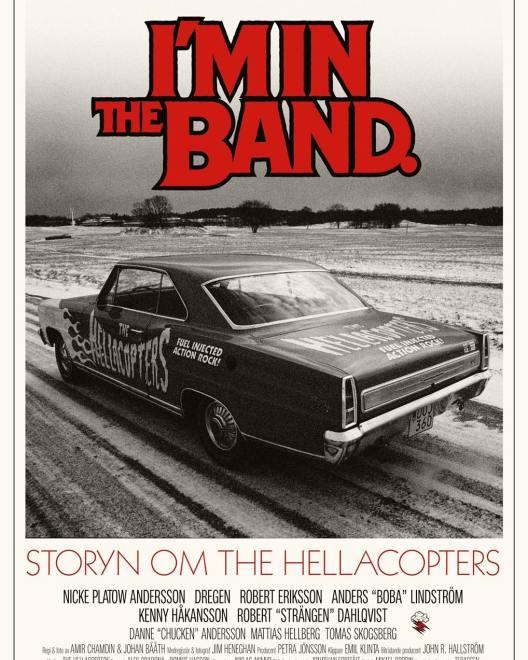 Ny film om Hellacopters!
