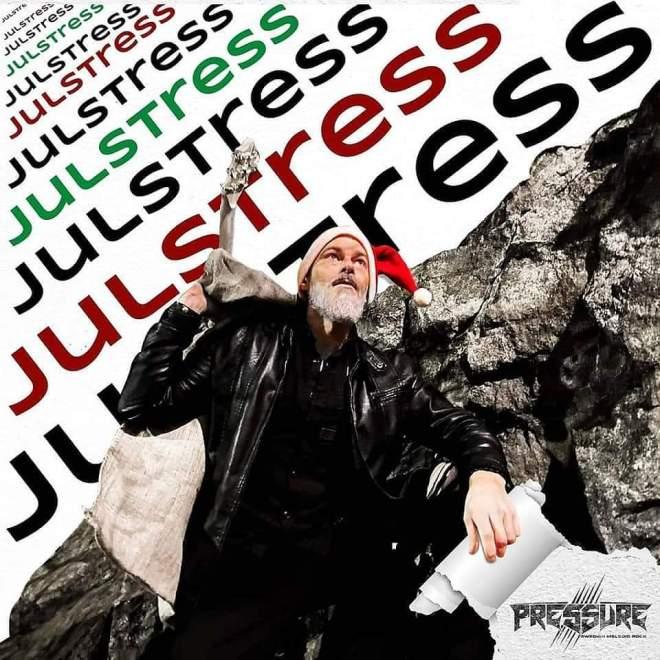 """Ny Jullåt! Pressure – """"Julstress""""."""