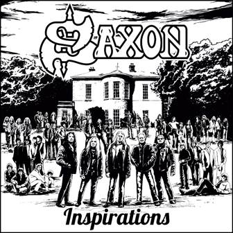 "New Video: Saxon – ""Paint It Black""."