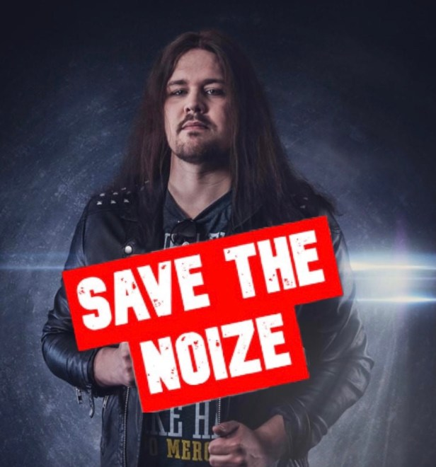 Erik brings the noize!