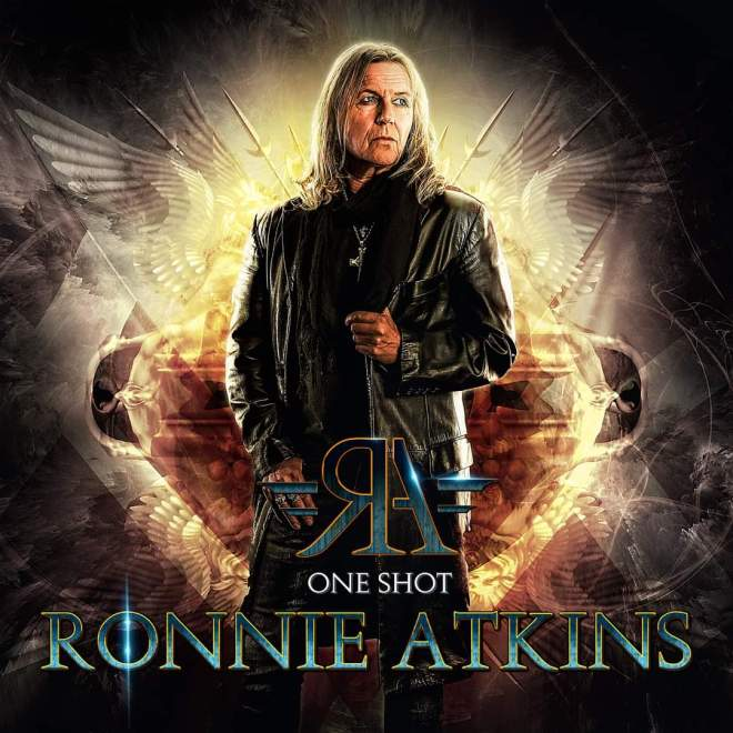 "Ny Video: Ronnie Atkins – ""One Shot""."