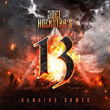 """Ny Skivrecension: Joel Hoekstra's 13 – """"Running Games""""."""