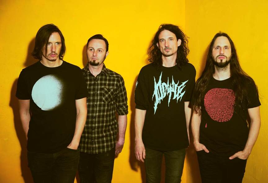 """GOJIRA ANNOUNCE NEW ALBUM FORTITUDESHARE NEW SINGLE & MUSIC VIDEO – """"BORN FOR ONE THING""""."""