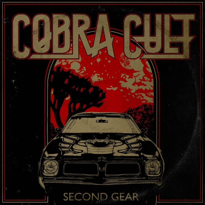 Skivrecension – Cobra Cult – Second Gear