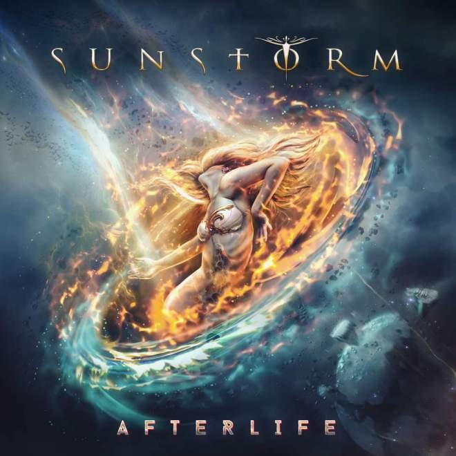 """Ny Skivrecension: Sunstorm – """"Afterlife""""."""