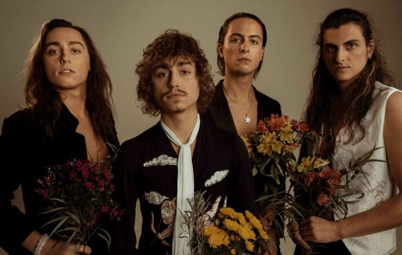"""Greta Van Fleet to release second studioalbum """"The Battle At Gardens Gate"""" 16th of april. New live video out now."""