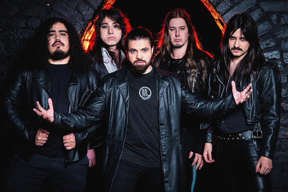 "Ny Video: Icon Of Sin – ""Icon Of Sin""."