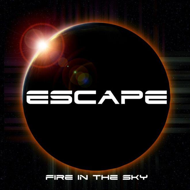 Ny Skivrecension: Escape – Fire in the sky