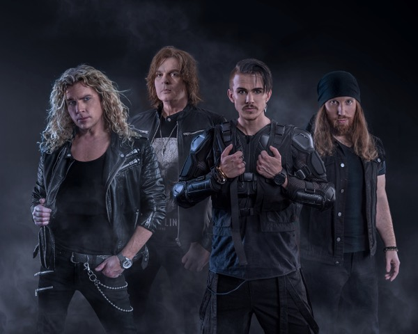 "SWEDEN'S CROWNE RELEASE NEW SINGLE ""PERCEVAL"" – VIDEO OUT NOW!"