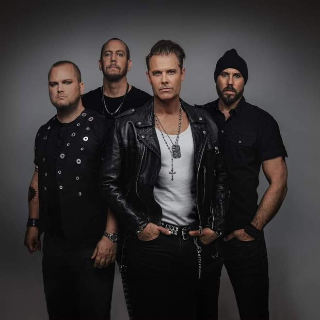 Swedish Melodic Rock band Rian signs with Frontiers Music srl.