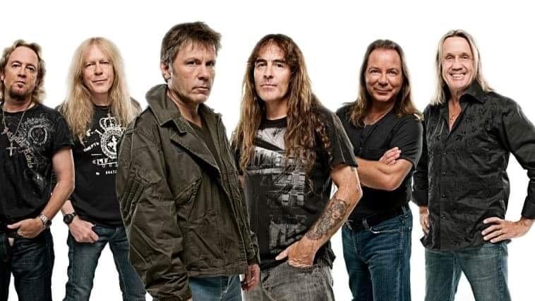 Ny skiva från Iron Maiden?