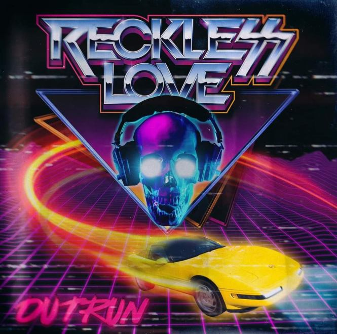 """Ny singel: Reckless Love """"Outrun""""."""